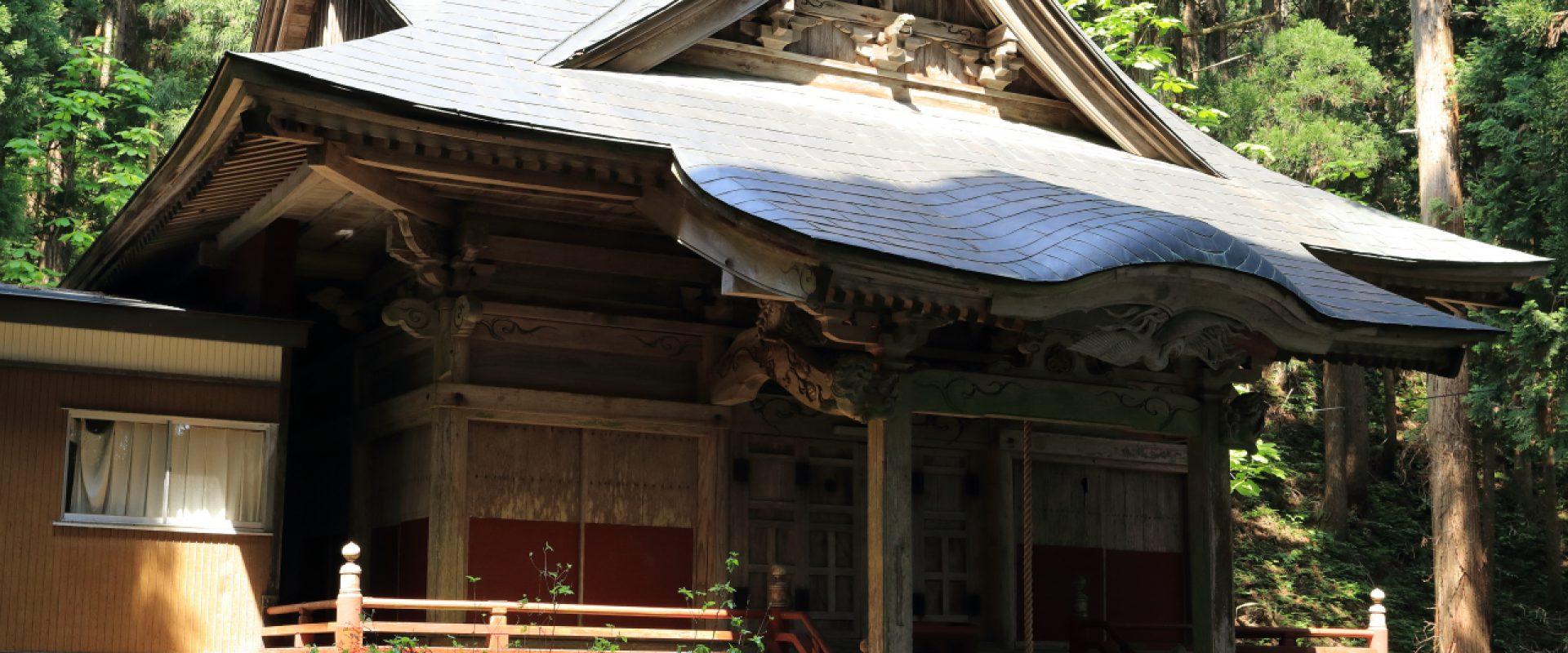 森子大物忌神社